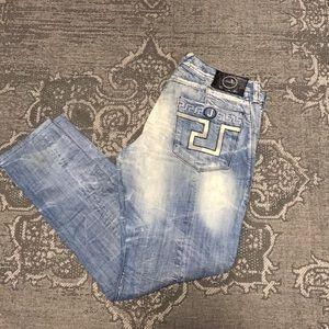 Versace sport men's jeans